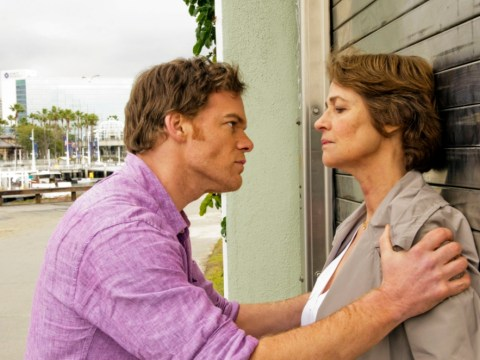 Charlotte Rampling plays with fire as she gets to grips with the real Dexter
