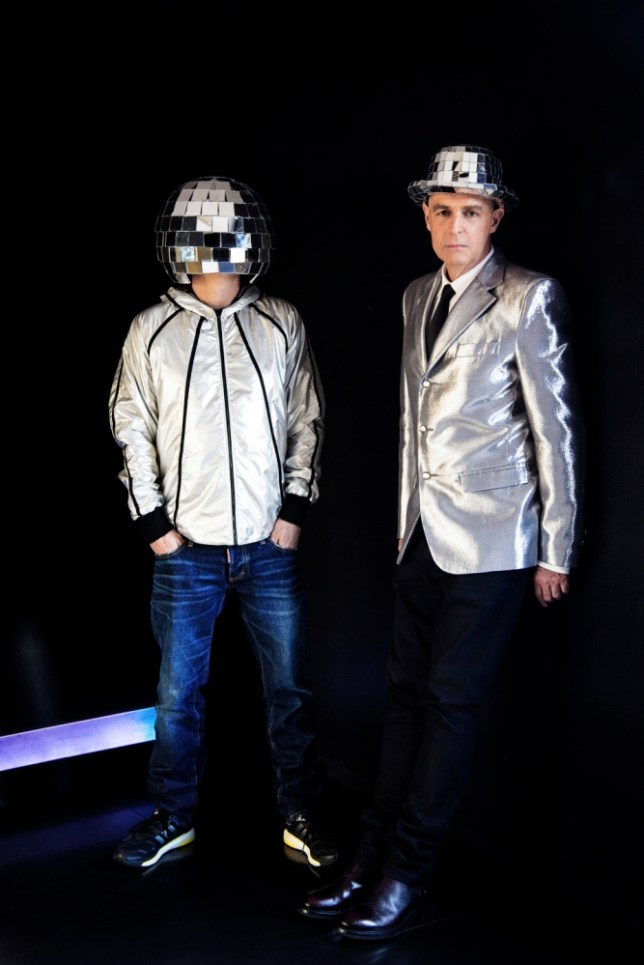 Pet Shop Boys Chris Lowe and Neil Tennant return with new album Electric (Picture: Leo Aversa)