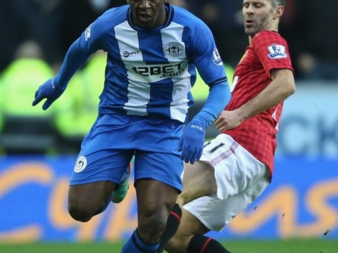 Newcastle and Everton have offers accepted for Arouna Kone