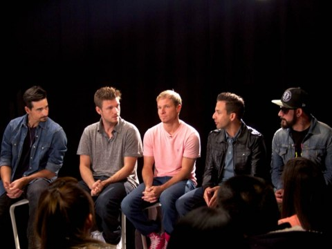 Backstreet Boys: Fans still ask us to sign their bums