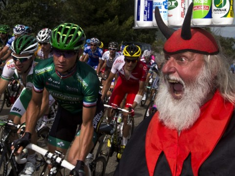 Gallery: Tour de France 2013 crazy fans