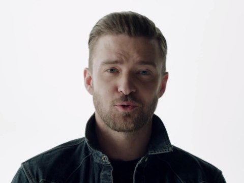 Sorry you're too naked for us: Justin Timberlake's new video is banned from YouTube after being dubbed too explicit