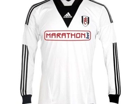 New Fulham kit for 2013/14 is banal, niggly and ruined by a horrible sponsor logo – but it'll probably grow on me