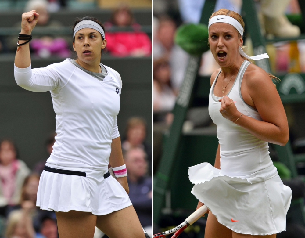 Wimbledon 2013: Sabine Lisicki v Marion Bartoli tale of the tape