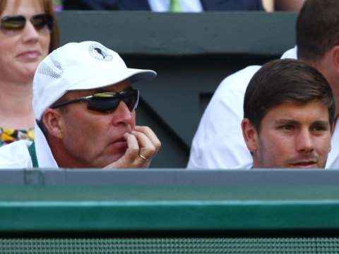 Ivan Lendl watch – how Andy Murray's coach coped on Centre Court