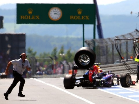 Red Bull boss calls for pit lane change in F1 after camera-man injury