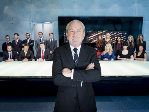 The Apprentice just wouldn't be the same without Lord Sugar
