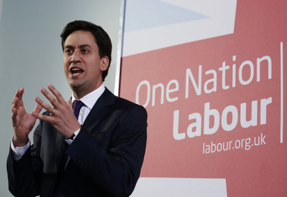 Ed Miliband's Labour funding and membership shake-up welcomed by union at heart of Falkirk row