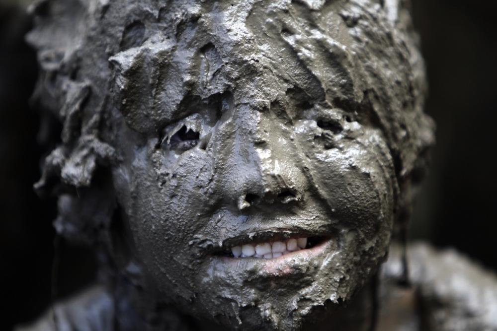 Gallery: 26th annual Mud Day in Westland, Michigan
