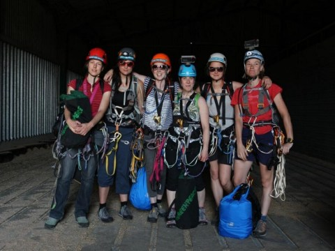 Meet the six Greenpeace protesters climbing The Shard for #iceclimb