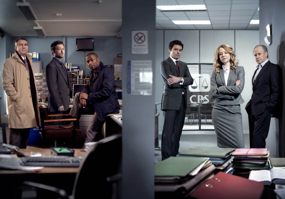 Law & Order UK returned for a new series (Picture: ITV/Kudos)