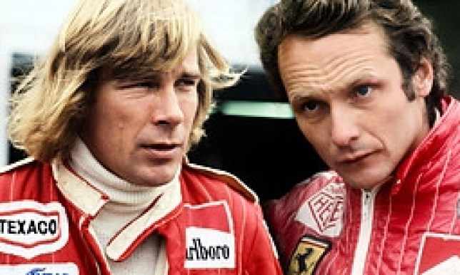 Hunt vs Lauda: F1's Greatest Rivals explored the rivalry between James Hunt and Niki Lauda (Picture: BBC)