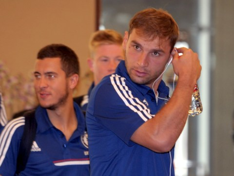 Paris St-Germain to try and tempt Branislav Ivanovic away from Chelsea with massive pay rise