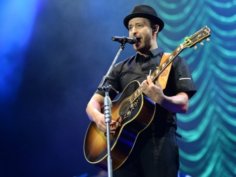 Justin Timberlake's new track Take Back The Night hits YouTube as he wows at Wireless Festival