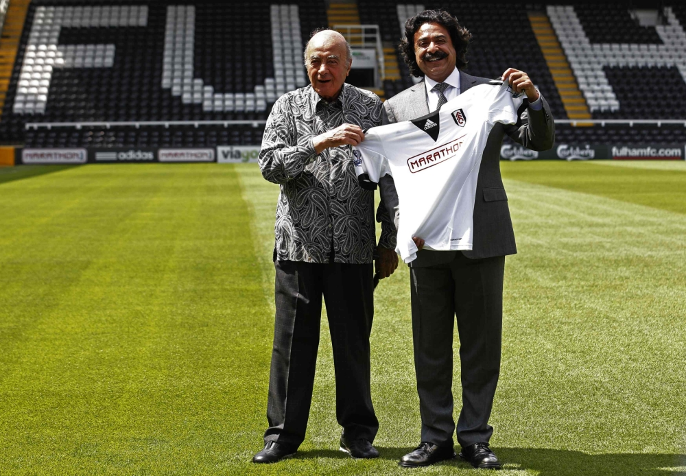 New Fulham owner to keep Michael Jackson statue after 'threats' from Mohamed Al Fayed