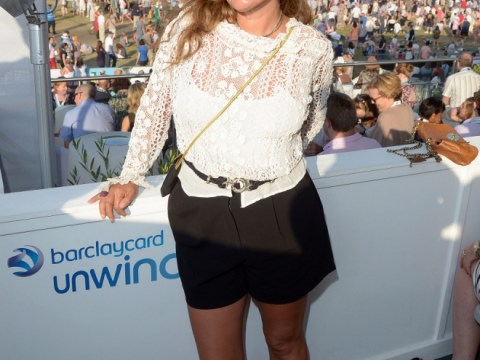 Jade Jagger supports dad Mick at The Rolling Stones' final Hyde Park gig