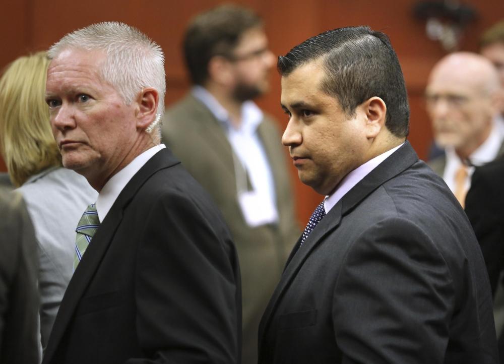 George Zimmerman comes out of hiding after trial to rescue family from car wreck
