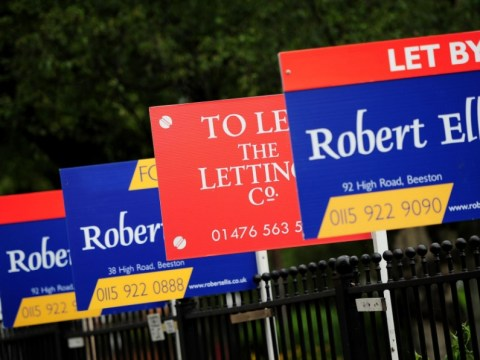 Poorer tenants priced out of a third of Britain