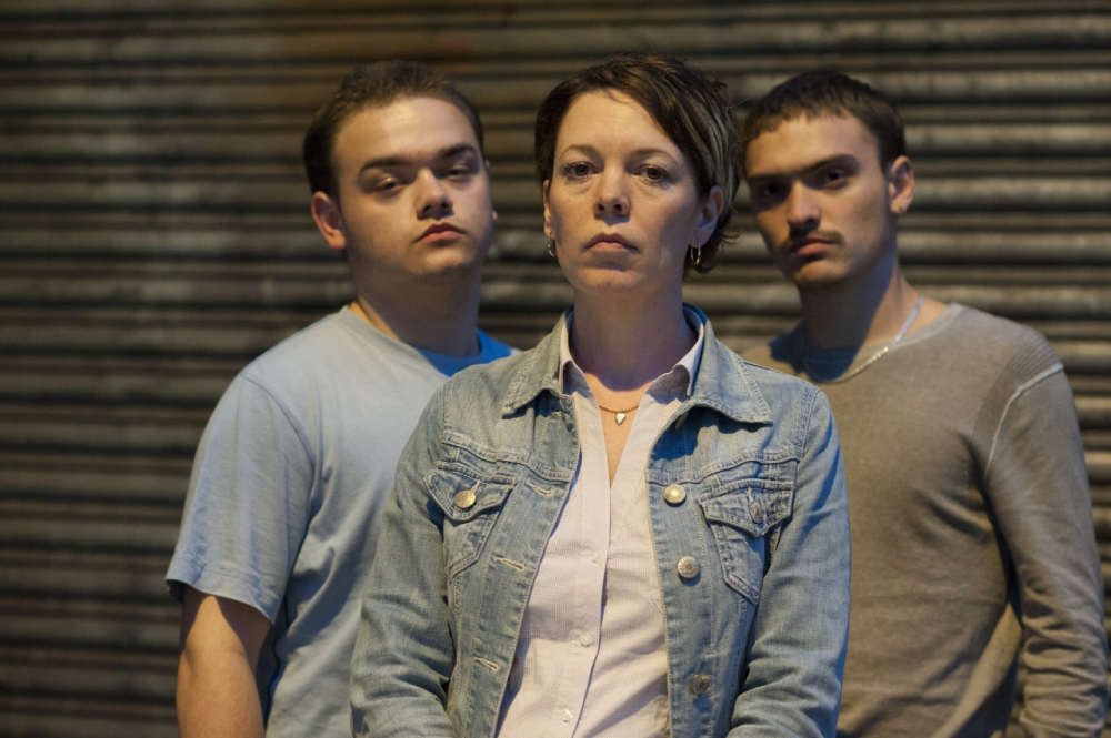 The bleakness of Run made you long for Olivia Colman's comic touch