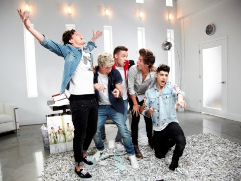 One Direction song Just Can't Let Her Go leaks online