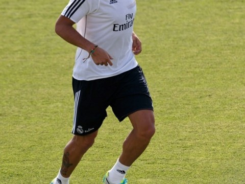 Real Madrid's Pepe and Benfica's Eduardo Salvio next on Manchester City transfer hitlist