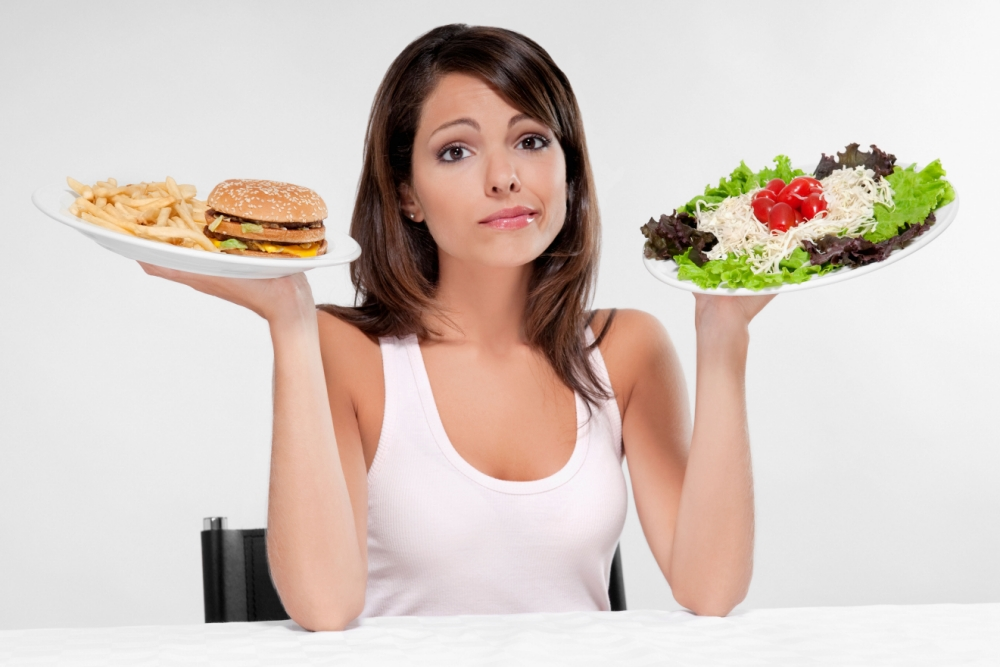 Are you considering your next fad diet? Maybe you shouldn't bother (Picture: Alamy)