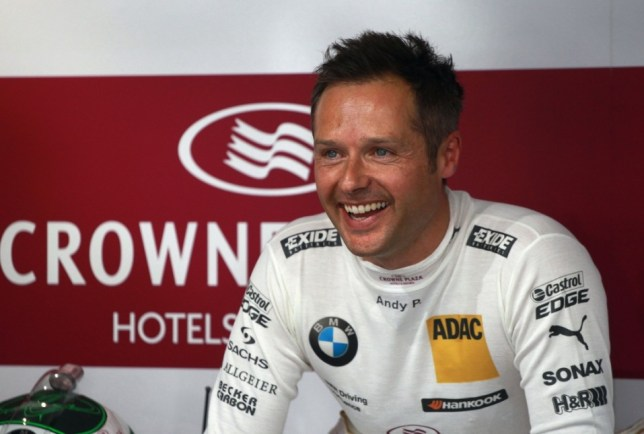 Norisring (DE) 14th July 2013. BMW Motorsport. Andy Priaulx (GB) Crowne Plaza Hotels BMW M3 DTM. This image is copyright free for editorial use    BMW AG (07/2013).