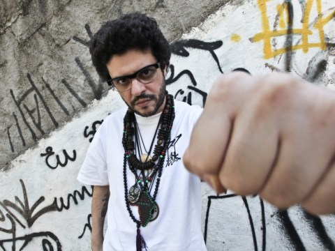The tremendous Daora: Underground Sounds Of Urban Brasil is sheer sonic chaos