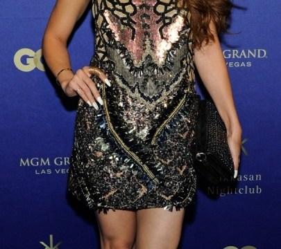 Actress Vanessa Hudgens: I want to do this when I'm 60. I want to be like Meryl Streep