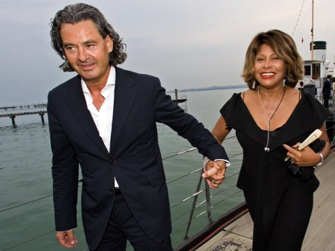 Tina Turner marries long-term love Erwin Bach and plans noisy party to celebrate
