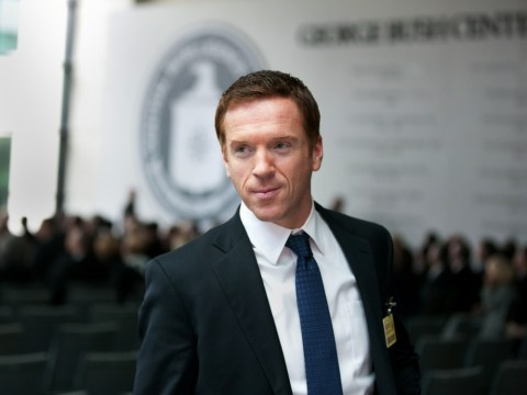 Homeland star Damian Lewis: Brody contemplates suicide in series 3