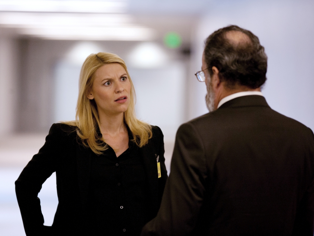From Homeland to EastEnders: 7 TV characters who are stuck in a style rut