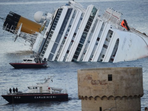 Costa Concordia: Five jailed for average of two years each after being found guilty of manslaughter