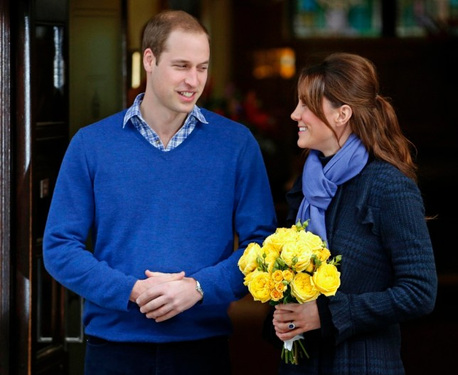 Prince William and Kate Middleton, royal baby