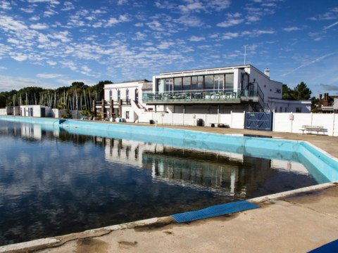 Make a beeline for your local lido as the scorching summer weather continues