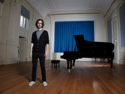Notes From The Inside With James Rhodes gave psychiatry a musical cure to consider