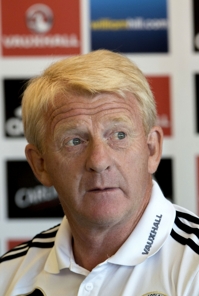 Scotland boss Gordon Strachan wants to face England every year