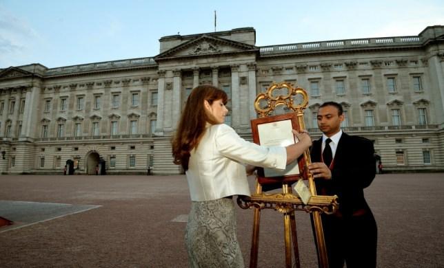 Royal baby footman returns home after visa expires