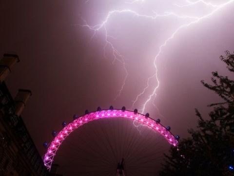 Thunderstorms and lightning: Five amazing lightning strikes