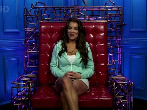 Big Brother 2013: Hazel O'Sullivan admits she's after a celebrity boyfriend post eviction