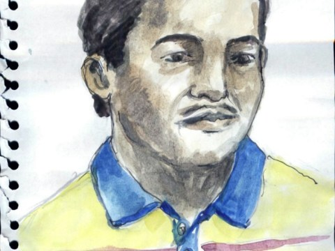 Art teacher produces watercolour of suspect after card theft