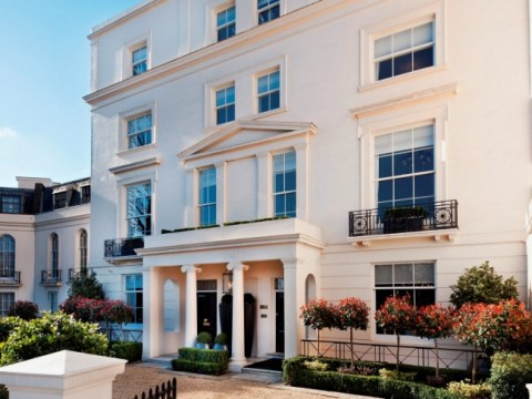 Own the best mansion in the street for just £40m