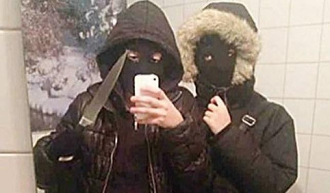 Sweden, selfies