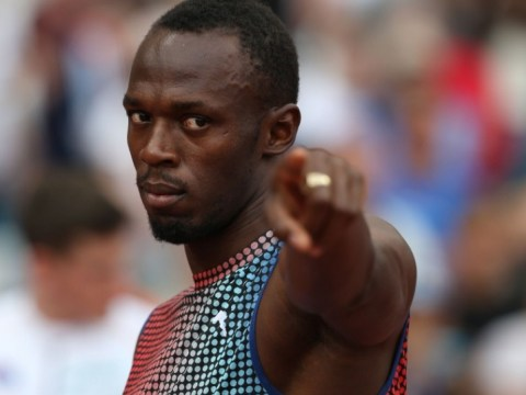 Usain Bolt accepts Mo Farah challenge of 600metres track duel