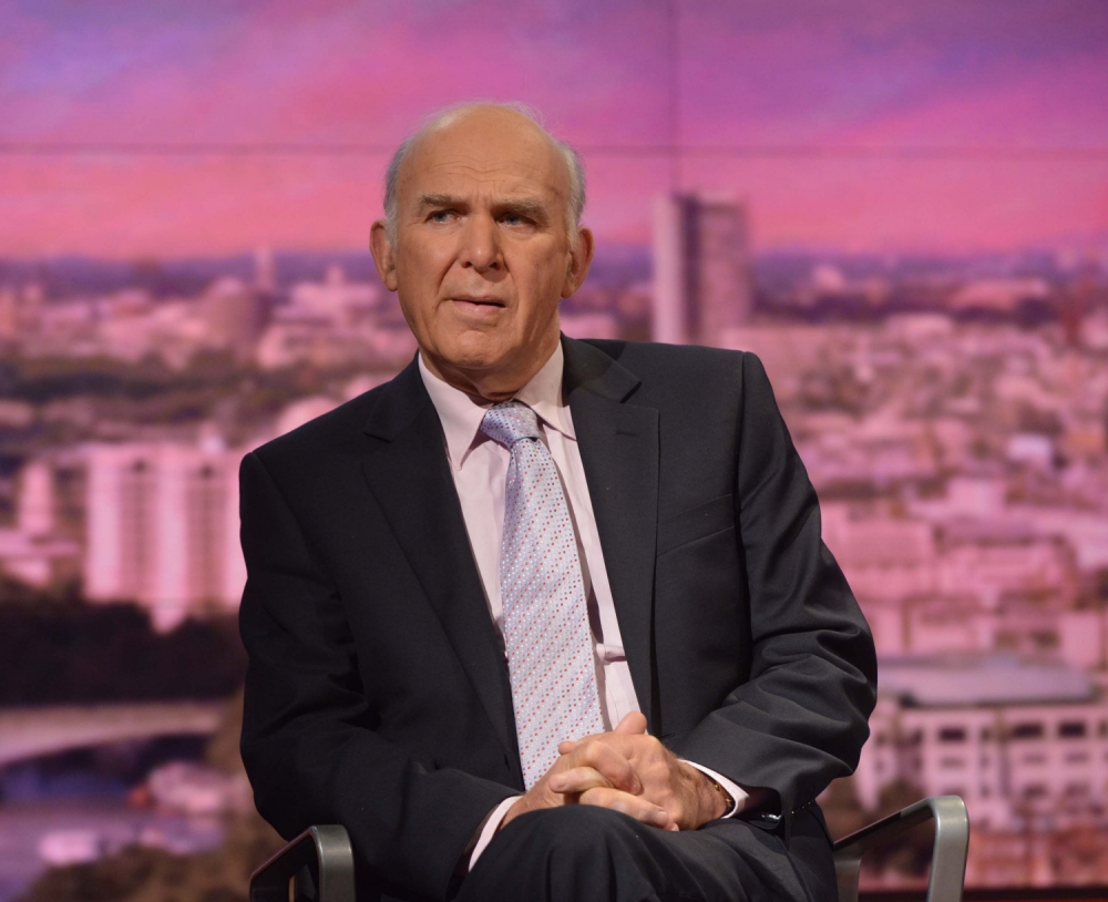 Vince Cable attacks crackdown on illegal immigrants as 'stupid and offensive'