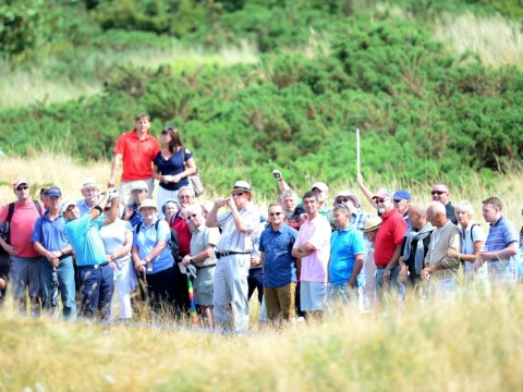 Gallery: The Senior Open Championship at Royal Birkdale