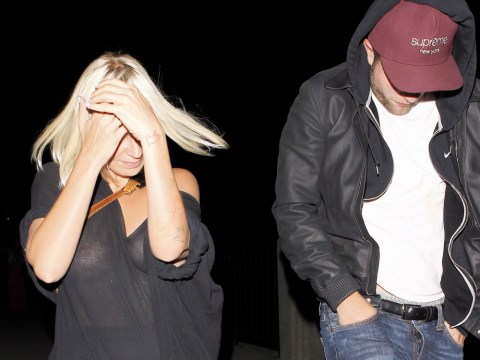 Robert Pattinson keeps a low profile after attending Jay Z gig with singer Sia