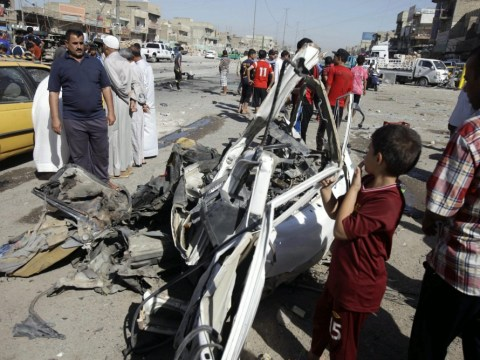 Wave of car bombings takes Iraq's terror death-toll to 3,000 since April