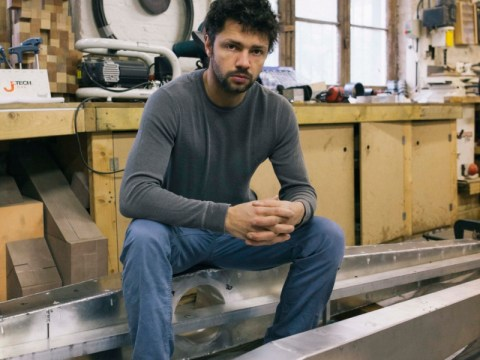 Conrad Shawcross experience turns Roundhouse into a giant Timepiece