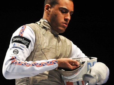 Londoner James Davis is confident fencing will have its own Olympic legacy in the UK